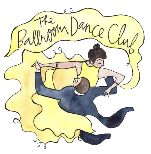 The Ballroom Dance Club logo